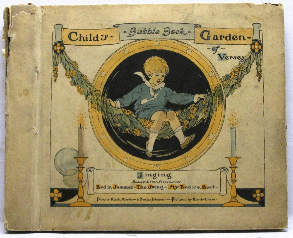 Image for Child's Bubble Book Garden of Verses